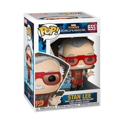Funko POP! Marvel Thor Ragnarok Stan Lee #655