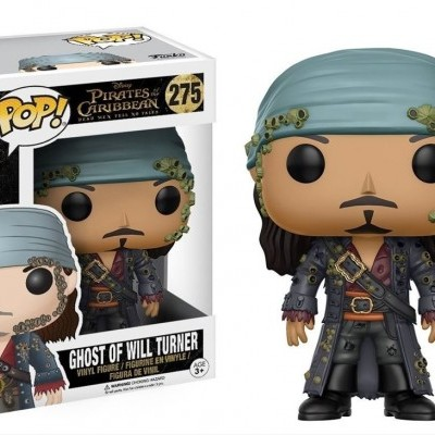 Funko! Pop Pirates of the Caribbean Ghost of Will Turner