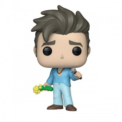 Funko! Pop Rocks Morrissey #125