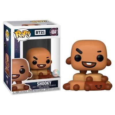 Funko! Pop BT21 Shooky #684