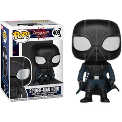 Funko! Pop Spiderman Into the Spider Verse Spider-Man Noir #409