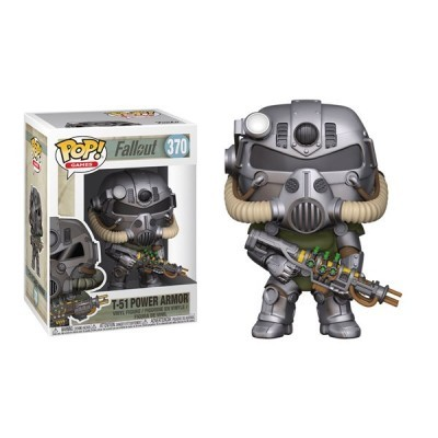 Funko! Pop Fallout T-51 Power Armour