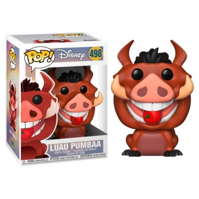 Funko! Pop Lion King Luau Pumbaa