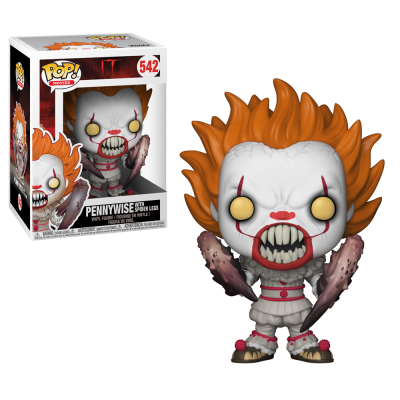 Funko! Pop IT Pennywise with Spider Legs Exclusive