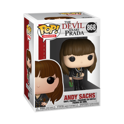 Funko! Pop Movies The Devil Wears Prada Andy Sachs #868