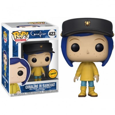 Funko! Pop Coraline Coraline Raincoat Chase