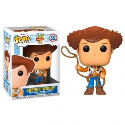 Funko! Pop Toy Story 4 Sheriff Woody