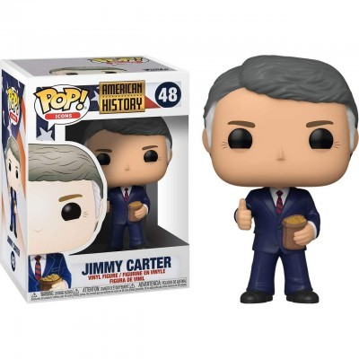 Funko! Pop Icons American History Jimmy Carter #48