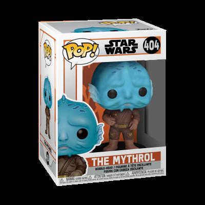 * PRÉ-RESERVA * Funko POP! Star Wars The Mandalorian The Mythrol #404