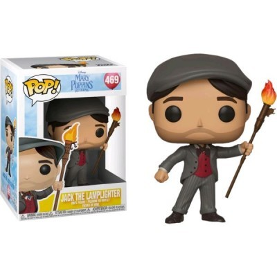 Funko POP! Disney Mary Poppins Returns Jack The Lamplighter #469