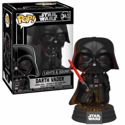 Funko! Pop Star Wars Darth Vader Lights and Sound #343