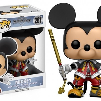 Funko POP! Disney Kingdom Hearts Mickey #261
