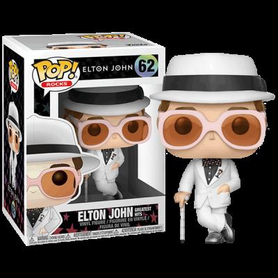 Funko! Pop Rocks Elton John Greatest Hits #62