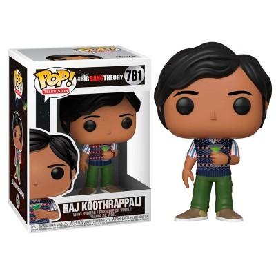 Funko! Pop The Big Bang Theory Raj