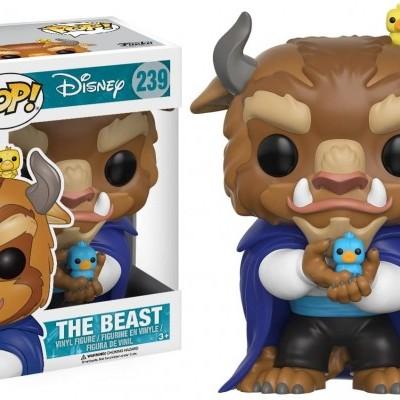 Funko POP! Disney Beauty and The Beast Winter Beast #239