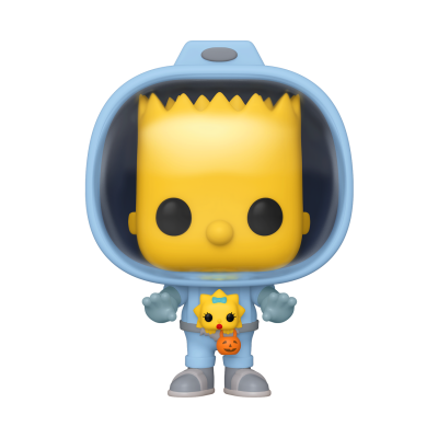 Funko POP! The Simpsons Treehouse Of Horror Spaceman Bart #1026
