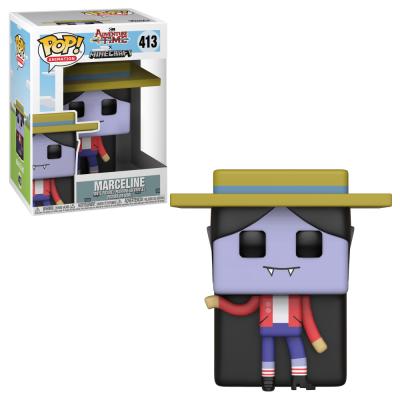 Funko! Pop Adventure Time X Minecraft Marceline #413