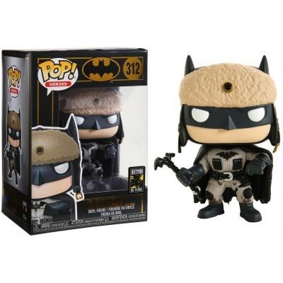 Funko POP! Batman 80th Batman Red Son #312