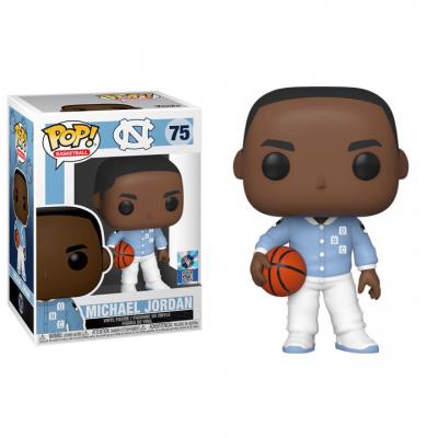 Funko POP! Basketball University Of North Carolina Michael Jordan #75