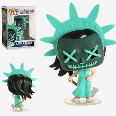 Funko! Pop The Purge Lady Liberty