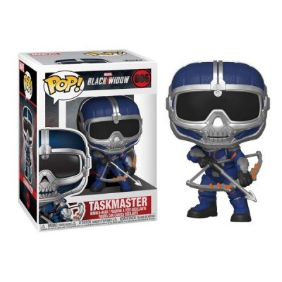 Funko! Pop Marvel Black Widow Taskmaster #606