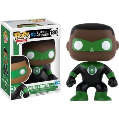 Funko POP! DC Super Heroes John Stewart Green Lantern #180 Exclusive
