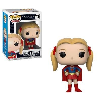 Funko! Pop Friends Phoebe Buffay as Supergirl
