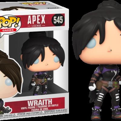 Funko! Pop Apex Legends Wraith
