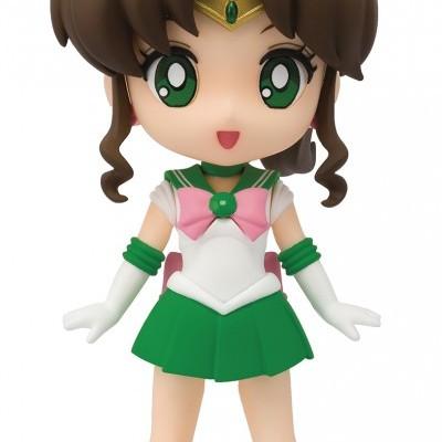Figuarts Mini Sailor Jupiter Bandai Spirits 9cm #004