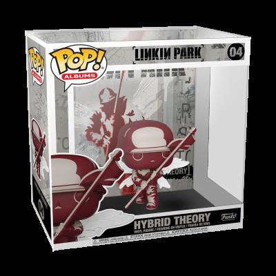 * PRÉ-RESERVA * Funko POP! Albums Linkin Park Hybrid Theory #04