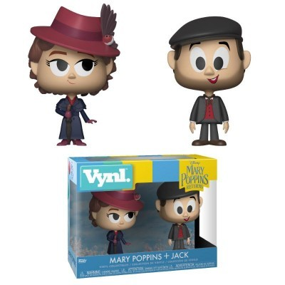 Funko! Vynl Disney Mary Poppins Returns Mary Poppins + Jack