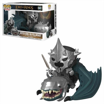 Funko! Pop Ride LOTR Witch King on Fellbeast