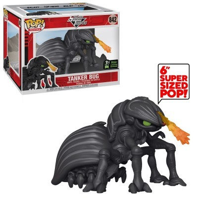 Funko POP! Starship Troopers Tanker Bug #842 ECCC2020 Exclusive