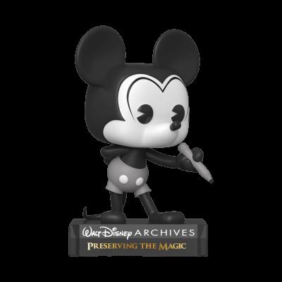 Funko POP! Disney Archives Plane Crazy Mickey #797
