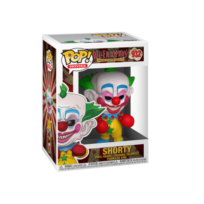 Funko! Pop Movies Killer Klowns From Outer Space Shorty #932