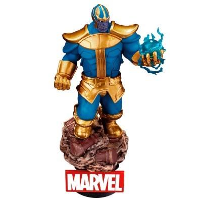 Figura Diorama Thanos Comic Version Marvel 15cm Beast Kingdom