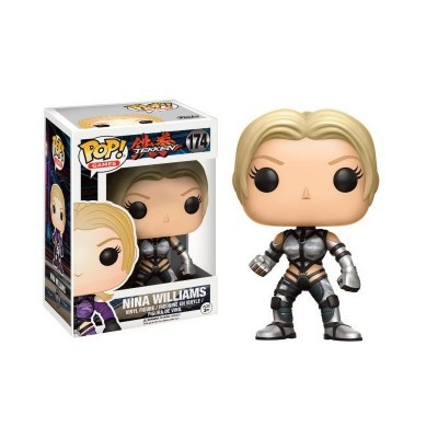 Funko! Pop Tekken Nina Williams #174