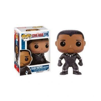 Funko! Pop Captain America Civil War Black Panther Exclusive