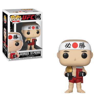 Funko! Pop UFC Georges St-Pierre #09