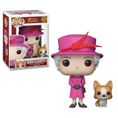 Funko! Pop Royals Queen Elizabeth II