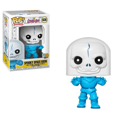 Funko POP! Scooby-Doo! Spooky Space Kook #628