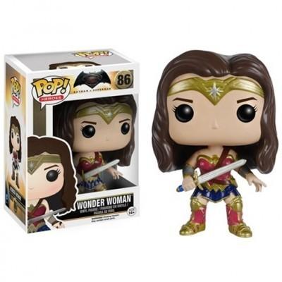 Funko POP! Batman vs Superman Wonder Woman #86