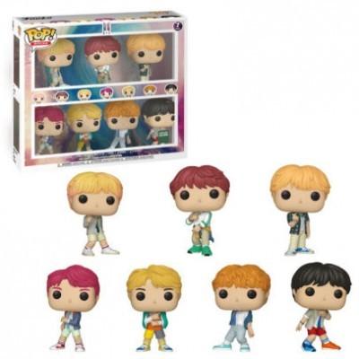 Funko! Pop BTS Pack 7 (inclui as 7 POPs)