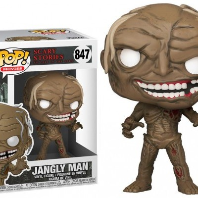 Funko! Pop Movies Scary Stories To Tell In The Dark Jangly Man #847