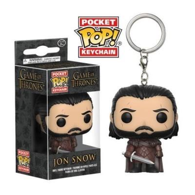 Funko Pocket POP! Keychain Game of Thrones Jon Snow