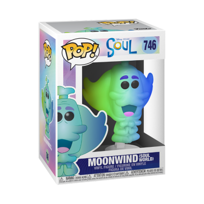 Funko POP! Disney Pixar Soul Moonwind (Soul World) #746
