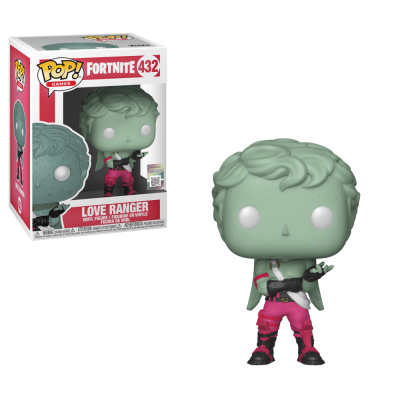 Funko POP! Fortnite Love Ranger #432