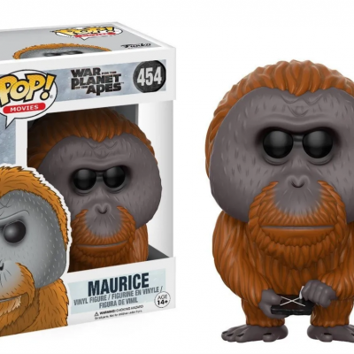 Funko! Pop Planet of the Apes Maurice #454