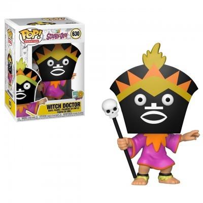 Funko POP! Scooby-Doo! Witch Doctor #630