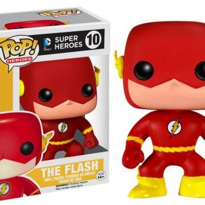 Funko POP! DC Super Heroes The Flash #10